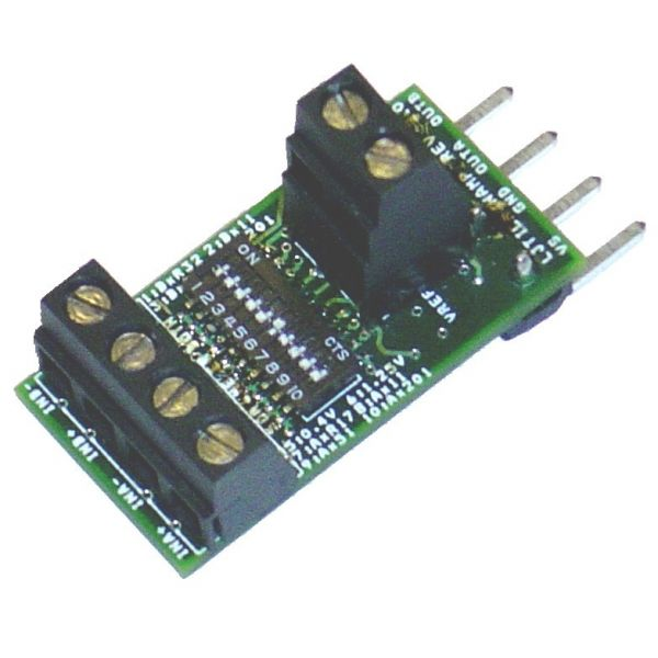 LJTick-InAmp - 2 Channel Instrumentation Amplifier Signal Conditioner