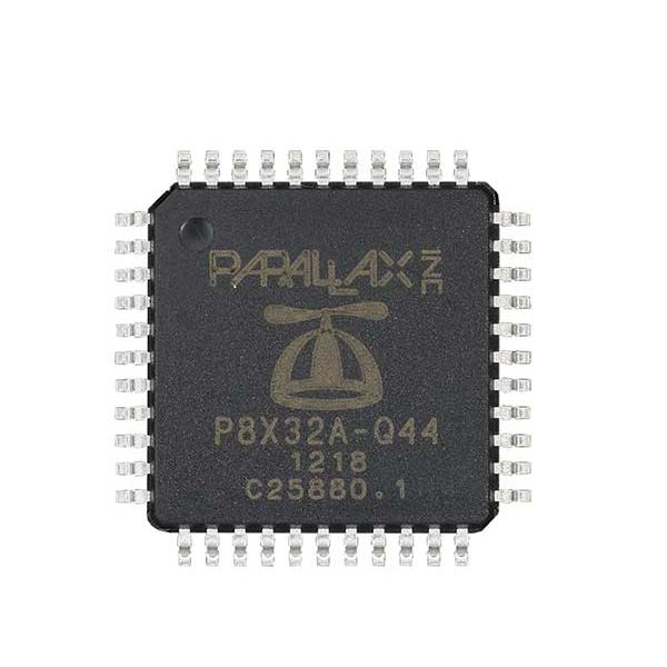 Propeller Chip - 44-Pin QFP Chip