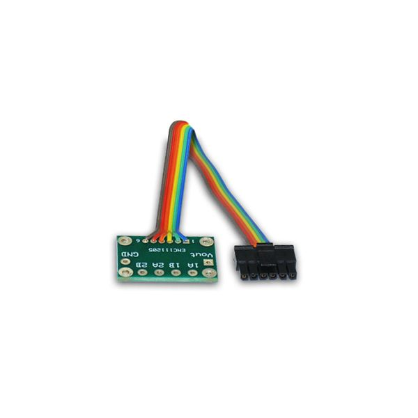"""12"""" Encoder cable and transition board for MDC2xxx and and XDC2xxx controllers"""