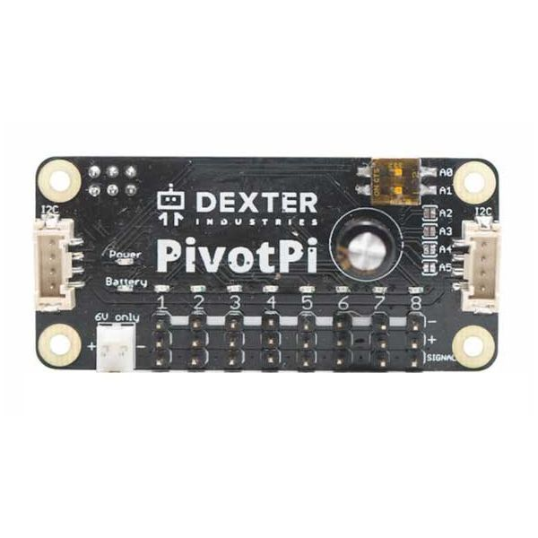 PivotP i- front of board