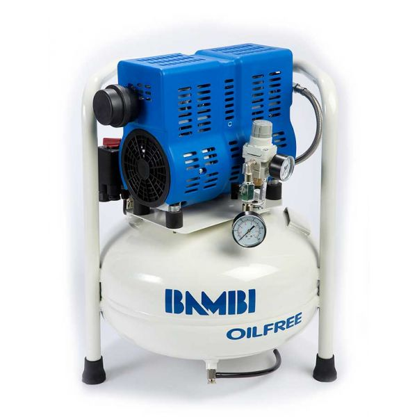 PT24 Compressor is suitable for operating tooling for your collaborative robot arm.