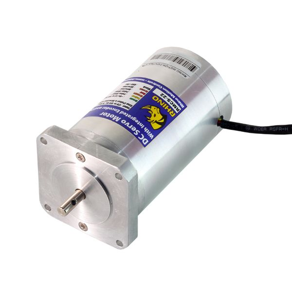 High Torque DC Servo Motor 100RPM With Step/Dir Drive front