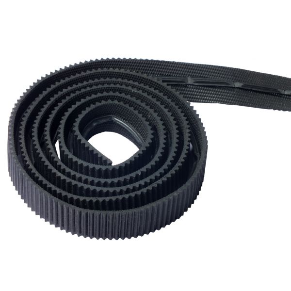 Track Belt 2cm Width COILED