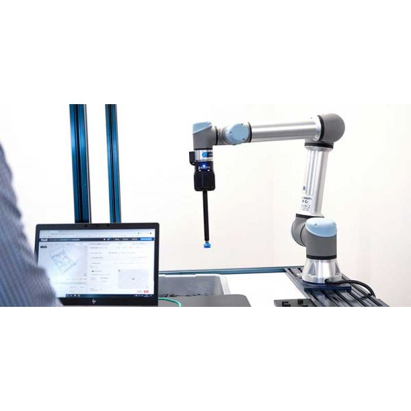 Robotiq Palletising Solution. All you need to make a Universal Robot palletise