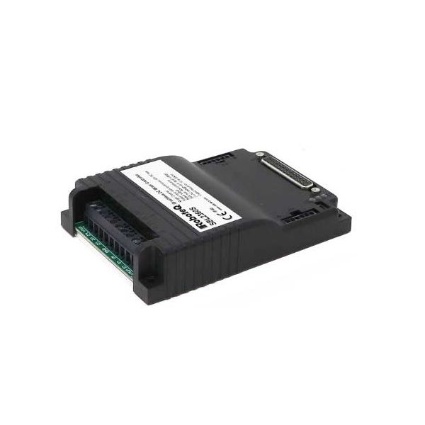 SBL2360TS Brushless DC Motor Controller, Single Channel, 1 x 60A, 60V, USB, CAN, Trapezoidal/Sinusoidal, FOC, 14 Dig/Ana IO, Cooling plate with ABS cover, STO