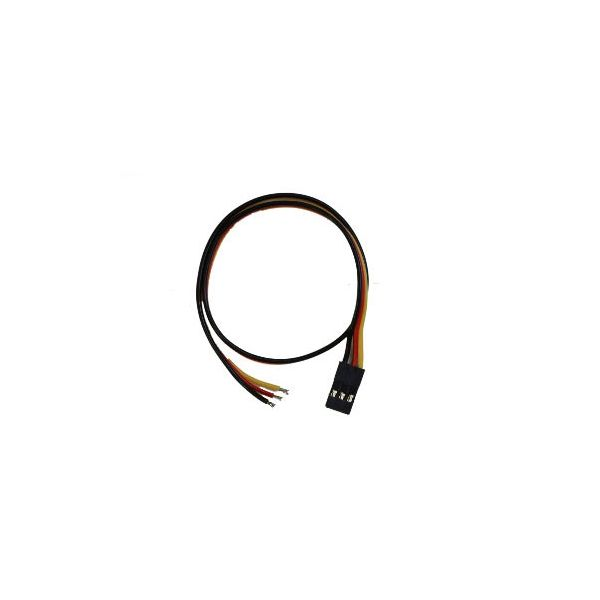 RC Servo Pigtail Lead 300mm