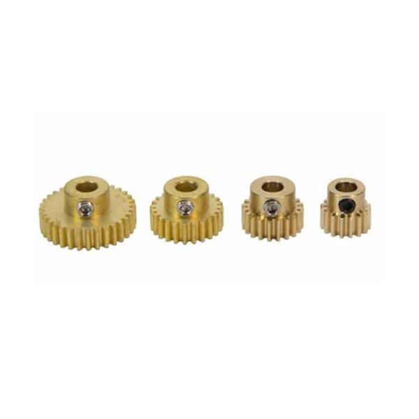 The range of 6mm Bore 32 Pitch Shaft Mount Pinion Gears