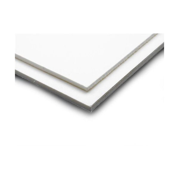 2mm White Sintra Board