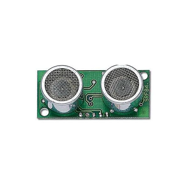 SRF04 Ultrasonic Sensor