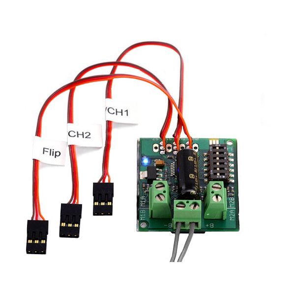 Sabertooth 5A Motor Driver For R/C