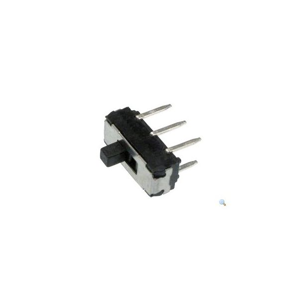 DPDT Micro Top-mount Slide Switch