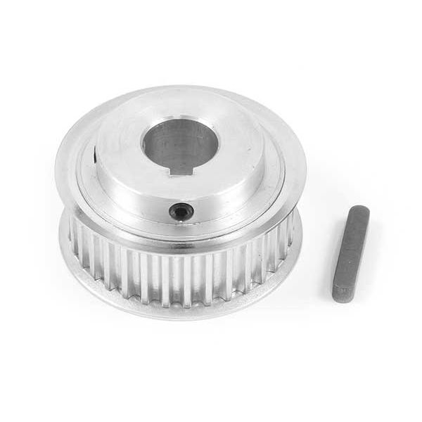 TRM4128_0 GT5 Pulley with 17mm Bore and 34 Teeth