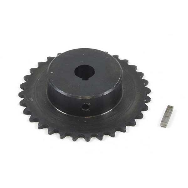 TRM4137_0 #25 Chain Sprocket with 10mm Bore and 32 Teeth