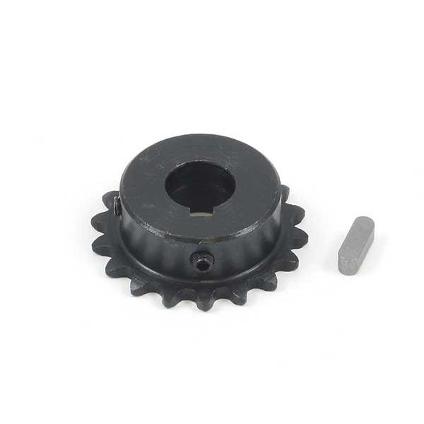 TRM4140_0 #25 Chain Sprocket with 12mm Bore and 18 Teeth