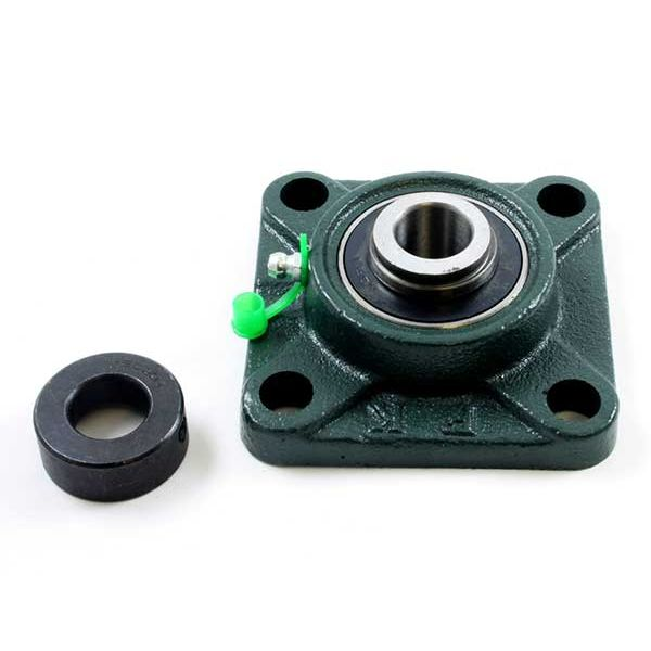 TRM4504_0 17mm 4 Bolt Flange Bearing