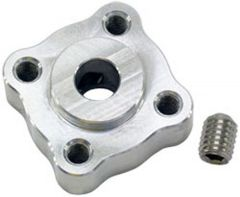 "3/8"" Set Screw Hub front face"