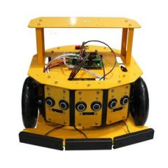 2WD Mobile Robot Kit