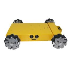 4WD 100mm Mecanum Wheel Robot Kit