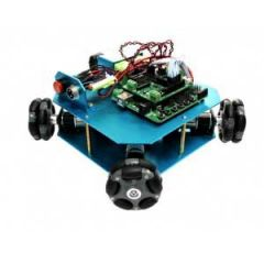4WD 58mm Omni Wheel Arduino Robot Kit 10020