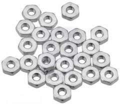 Hex Nut #4-40, (25 pack)
