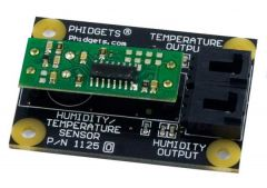 Phidget Humidity/Temp. Sensor