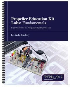Propeller Education Kit Labs: Fundamentals Text