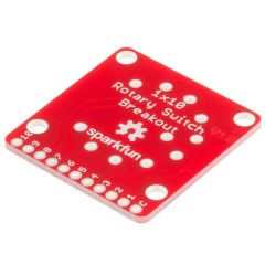 SparkFun Rotary Switch Breakout -front