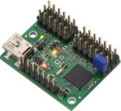 Mini Maestro 12 Channel USB Servo Controller