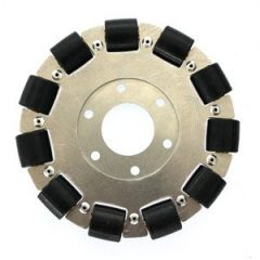 127mm Double Aluminium Omni Wheel
