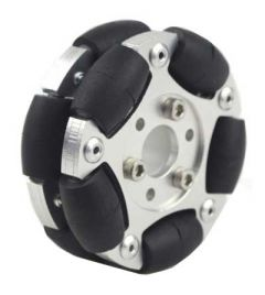 60mm Double Aluminium Omni Wheel