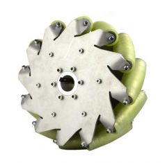 A set of 10inch (254mm) Mecanum Wheel