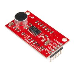 SparkFun Sound Detector (with Headers)