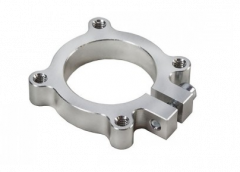 "25mm Bore, Face Tapped Clamping Hub, 1.50"" Pattern"