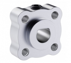"Set Screw D-Hubs (Tapped), 0.770"" Pattern"