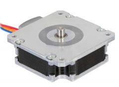 Sanyo Pancake Stepper Motor: Bipolar, 200 Steps/Rev, 50×16mm, 5.9V, 1 A/Phase