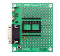 BASIC Stamp 2 Carrier Board