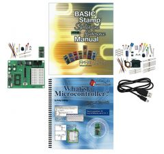 BASIC Stamp Discovery Kit - USB