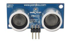 PING Ultrasonic Range Finder