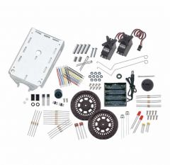 Parallax Robotics Boe-Bot Chassis & Parts Kit
