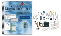 What's A Microcontroller? Parts, Kit and Text V2-2