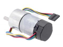 37D mm metal gearmotor with 64 CPR encoder