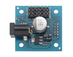 Power Input, 3-pin Header I/O Daughterboard