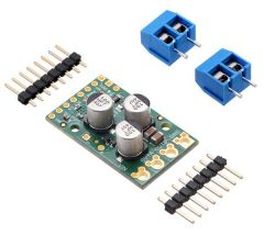 Pololu G2 High-Power Motor Driver 24v21 with included hardware