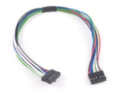 3014_0 LCD cable (2x8 connector)
