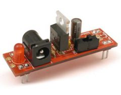 Breadboard Voltage Regulator Kit