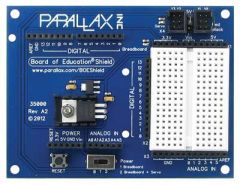 Board of Education Shield (for Arduino)