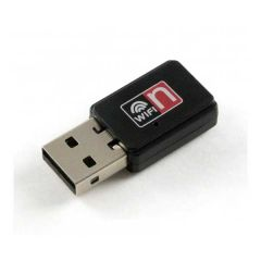 Compact WiFi USB Adapter 802.11n