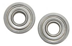"3/8"" ID x 7/8"" OD Flanged Ball Bearings"