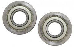 "1/2"" ID x 1 1/8"" OD Flanged Ball Bearings"
