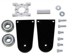 Wheel Bracket A (straight) (585026) parts included